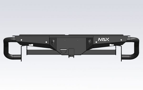 Max 4x4 Rear Protection