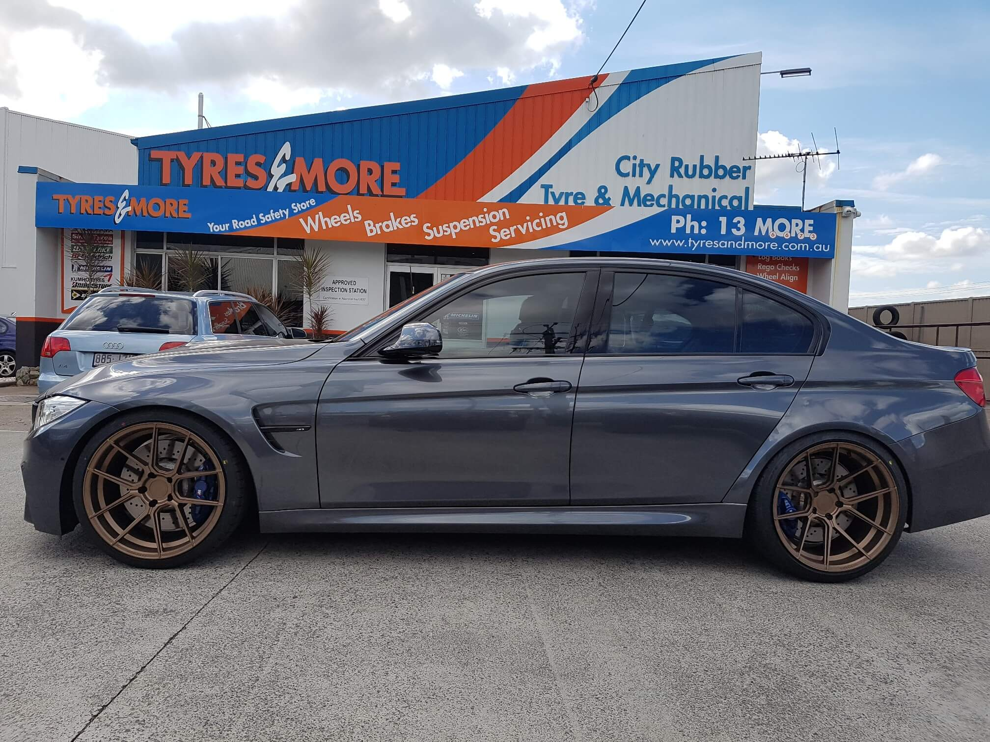 Unique Car Gallery - City Rubber Tyres & More